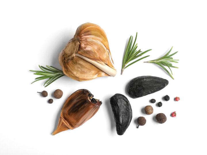 Le mille proprietà dell'aglio nero