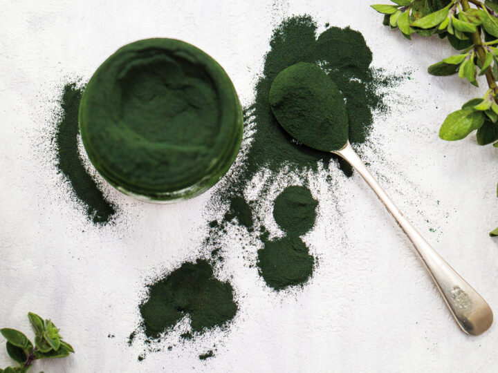 Alga spirulina: un superfood antiossidante