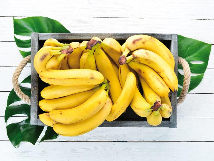 Banana: frutto antitumorale e ottimo post workout