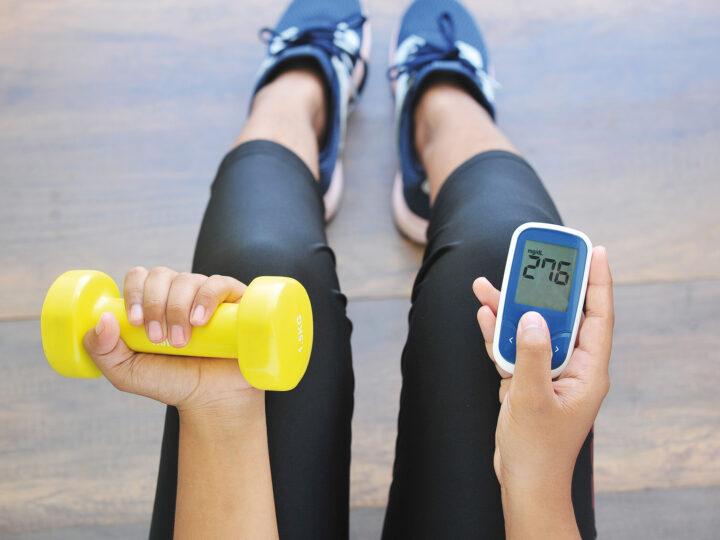 Le potenzialità dell'esercizio fisico nel diabete mellito di tipo 2