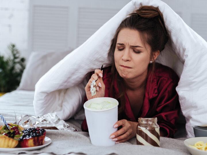 Ruolo dell'alimentazione nella modulazione dei disturbi psichici