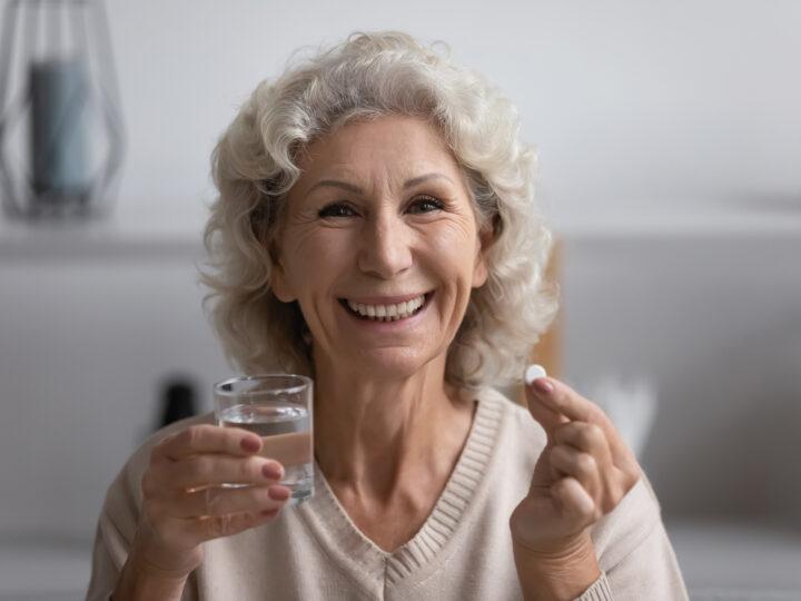 Integratori a supporto ormonale e antiaging