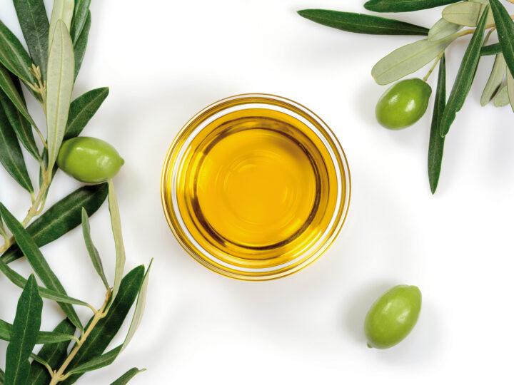 L'olio extravergine d'oliva nutre i nostri muscoli