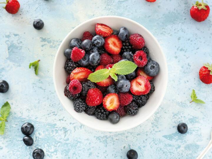 Red fruits: il ruolo delle antocianine
